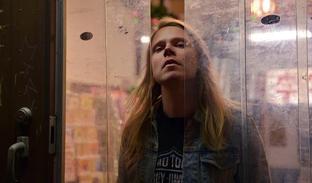 Jonas Bergsten. Foto: Victoria Stillwell.