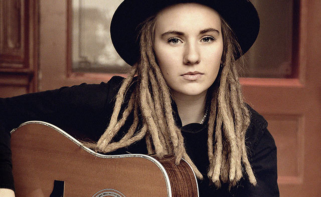Moa Lignell är strax färdig med sitt andra album.