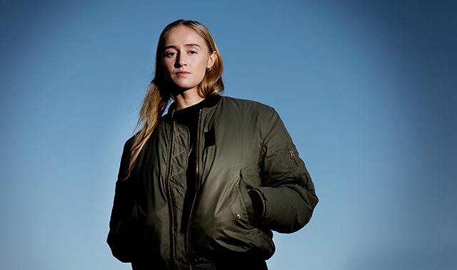 Silvana Imam släpper album i år. Foto: Jerker Ivarsson.