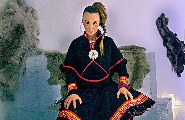 Sofia Jannok. Foto: Torgrim Halvari.
