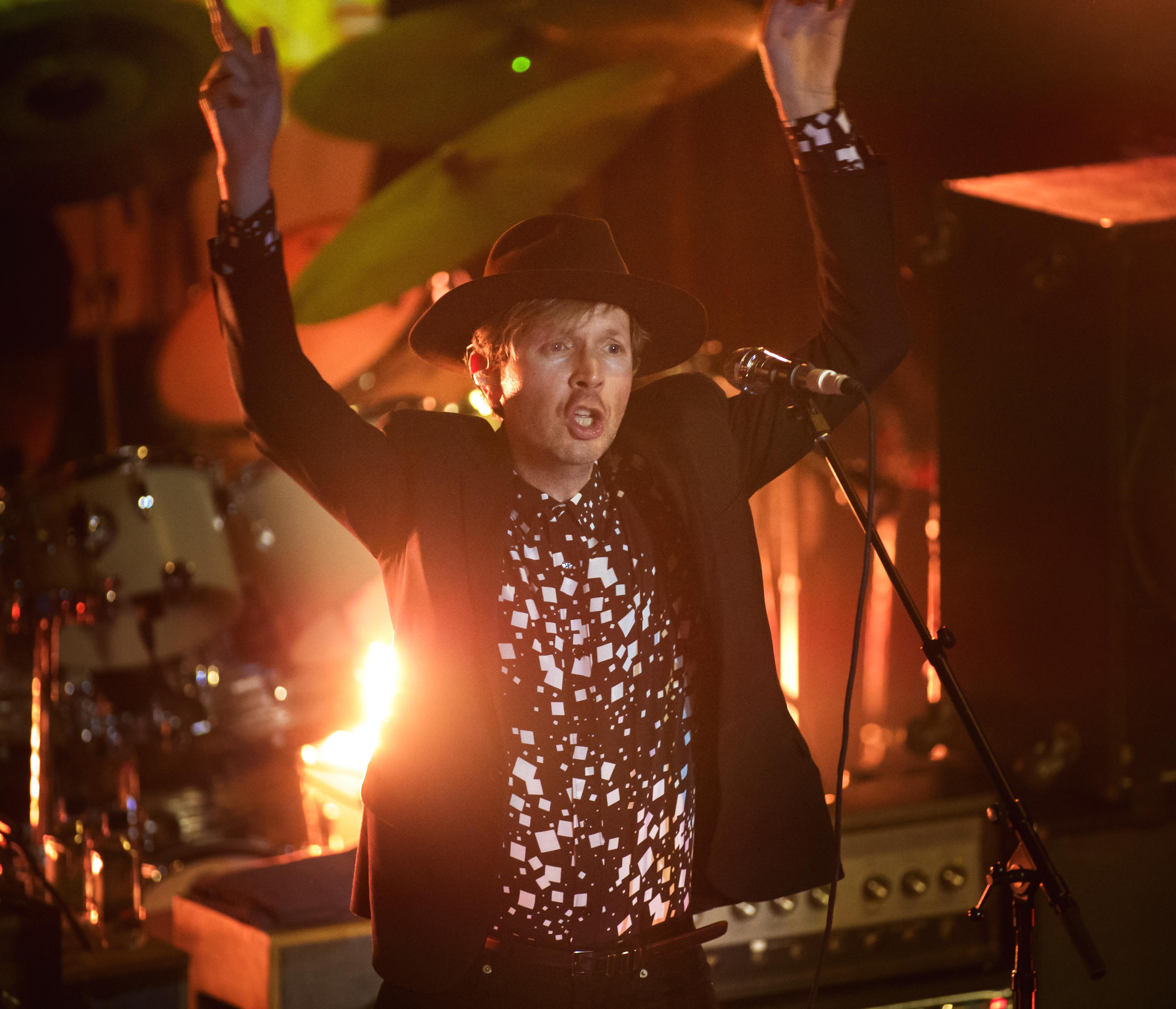 Beck tredje man singel