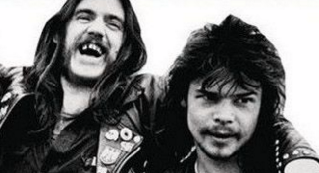 Lemmy och Philthy