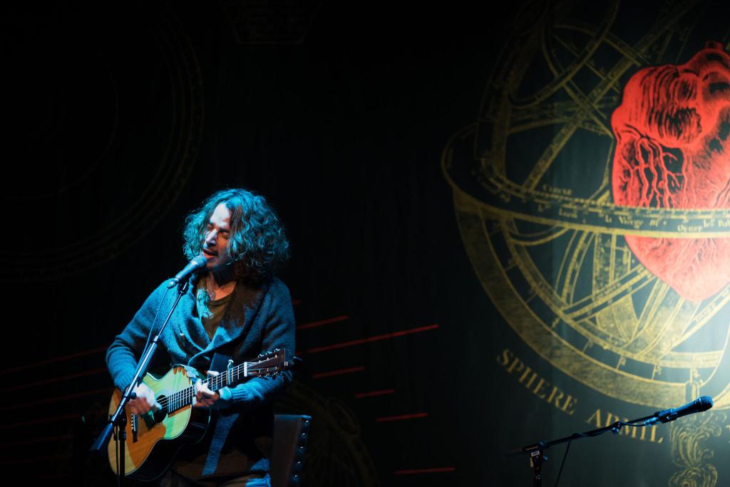 Chris Cornell, Soundgarden, Konserthuset