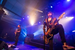 20160422 Manic Street Preachers spelar på Münchenbrygerien. Foto Björn Bergenheim / rockfoto
