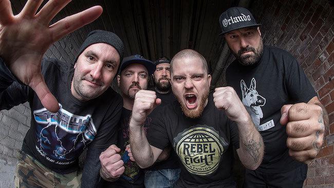 """Snart aktuella """"The concrete confessional"""" är Hatebreeds sjunde studioalbum och når butiker och streamingtjänster den 13 maj."""