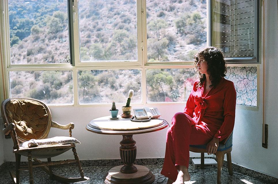 Maria Usbeck. Foto: Holland Brown.