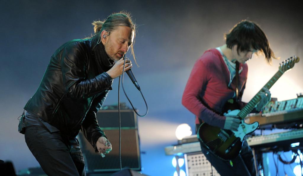 Radiohead Coachella