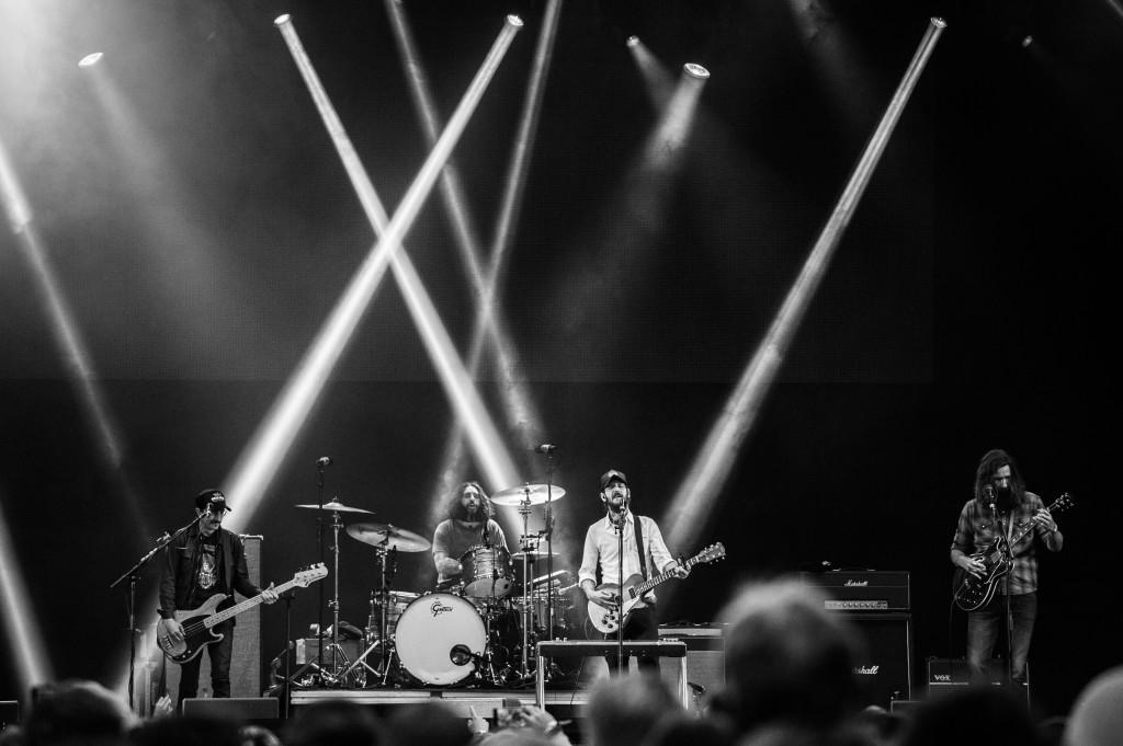 Band Of Horses – tillbaka där de ska vara. Foto: Evelina Andersson Ericsdotter/Rockfoto.