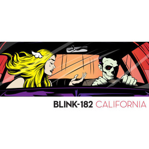 """Blink-182 """"California"""""""