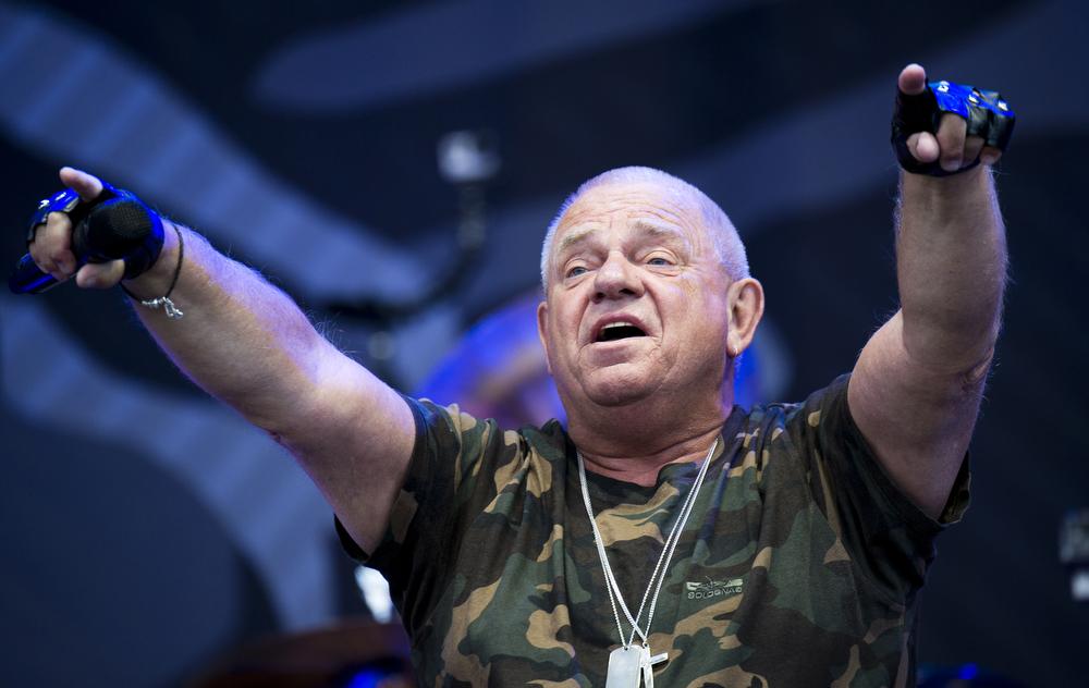 Udo Dirkschneider, Accept, Sweden Rock Festival
