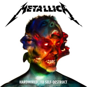 "Metallica ""Hardwired … to self-destruct"""