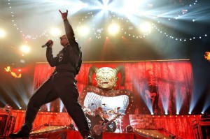 Slipknot, Youtube, Hovet, konsert, 2015
