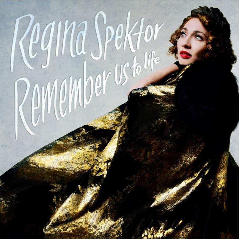 """Albumomslag till """"Remember us to life"""" av Regina Spektor"""