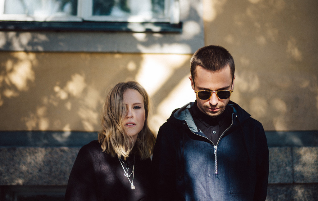 Selma och Gustaf. Foto: Noah Agemo
