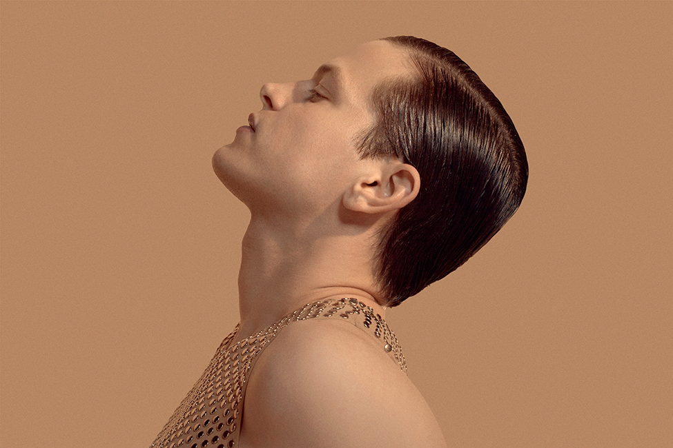 En Elvis-cover av Perfume Genius gick mycket på repeat i år. Foto: Pressbild