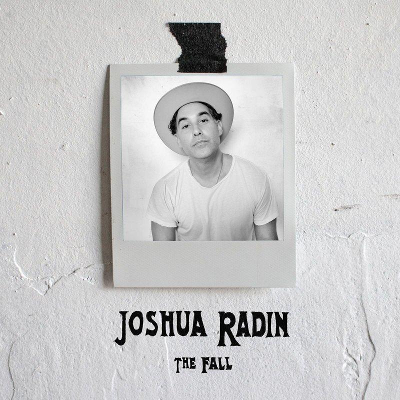 """Omslag till """"The fall"""" av Joshua Radin."""