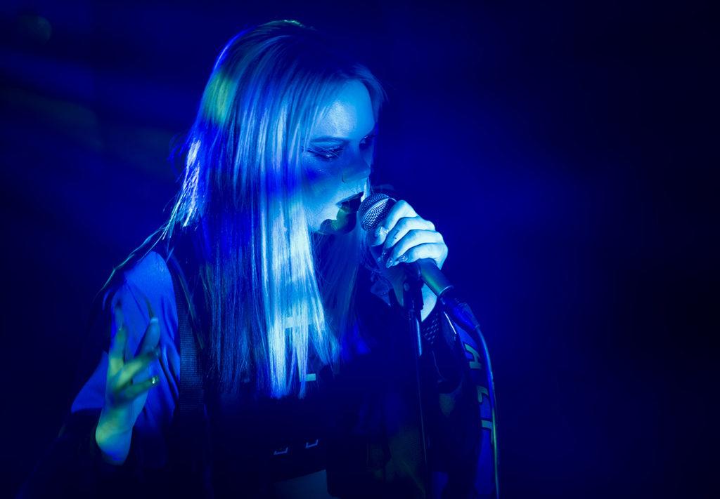 Little Jinder höll turnépremiär på Vasateatern, Stockholm. Foto: Elvira Pihl