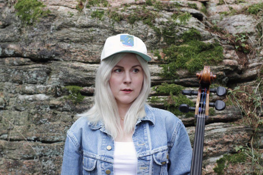 Linnea Olsson. Foto: Tammy Karlsson