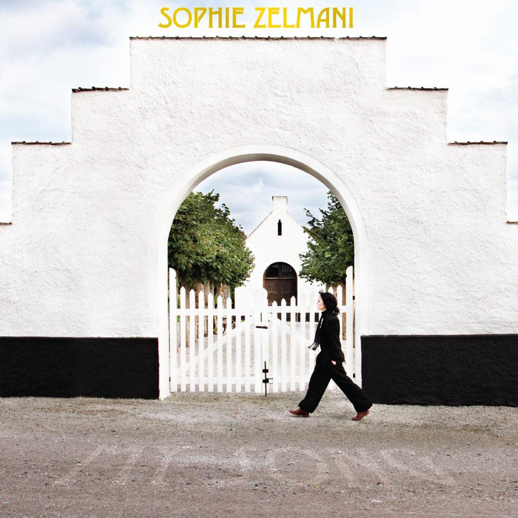 "Omslag till ""My song"" av Sophie Zelmani"