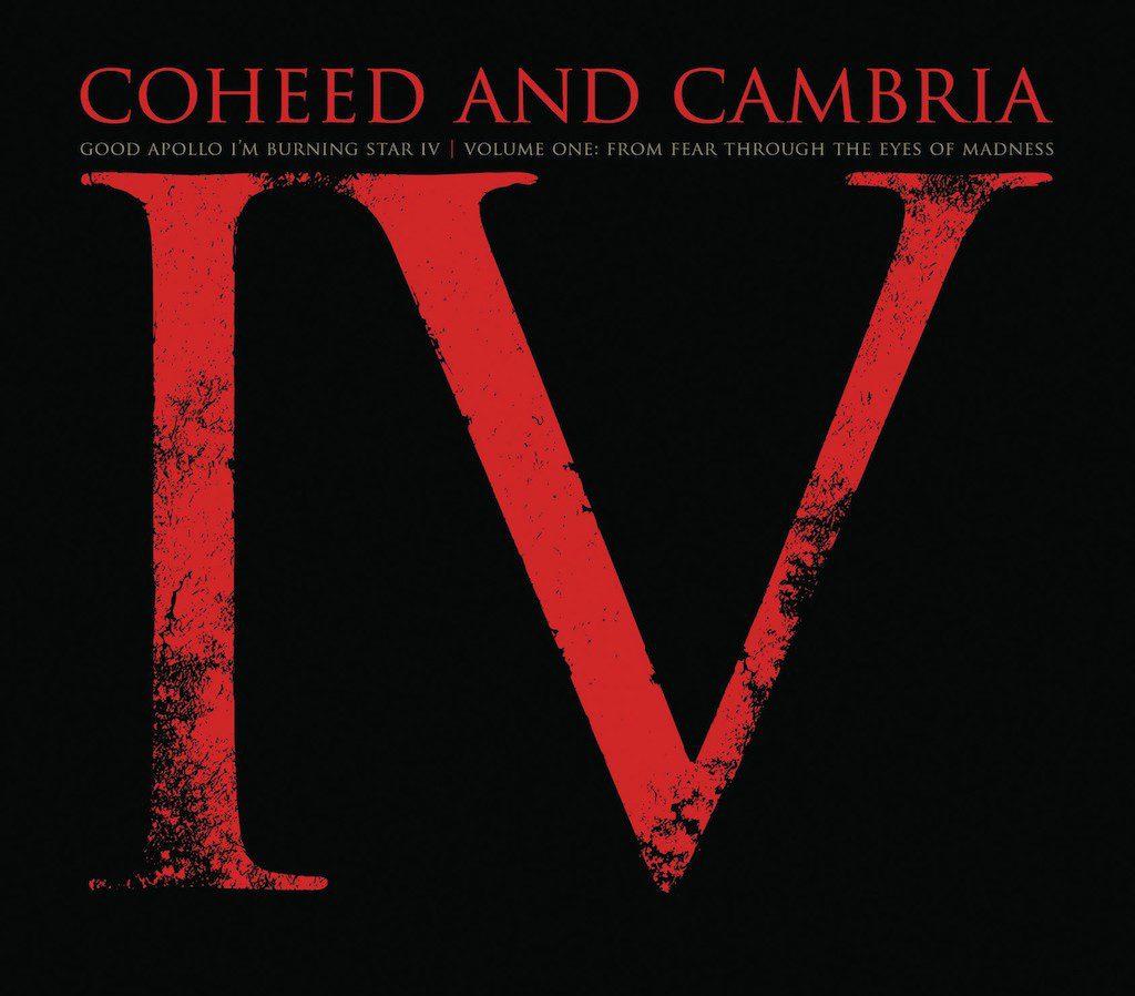 """Coheed And Cambria """"Good Apollo…"""""""