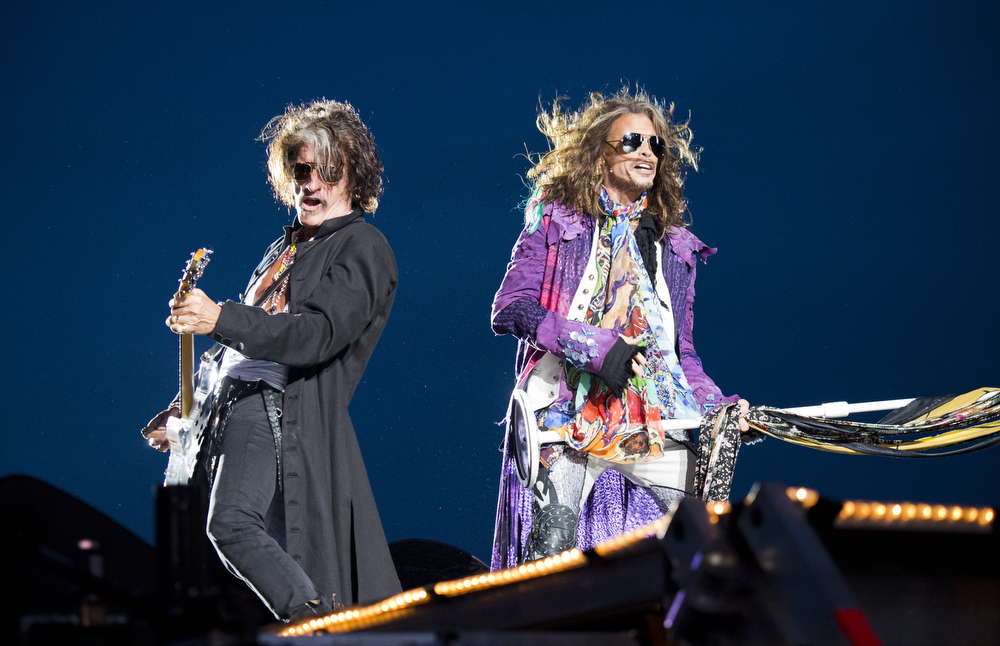 The Toxic Twins är fortfarande giftigare än de flesta band. Foto: Rickard Nilsson