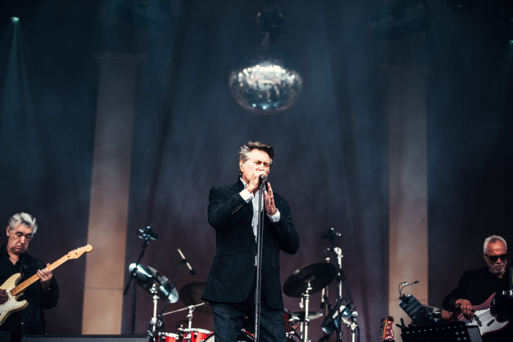 Bryan Ferry Karin Lundin Rockfoto