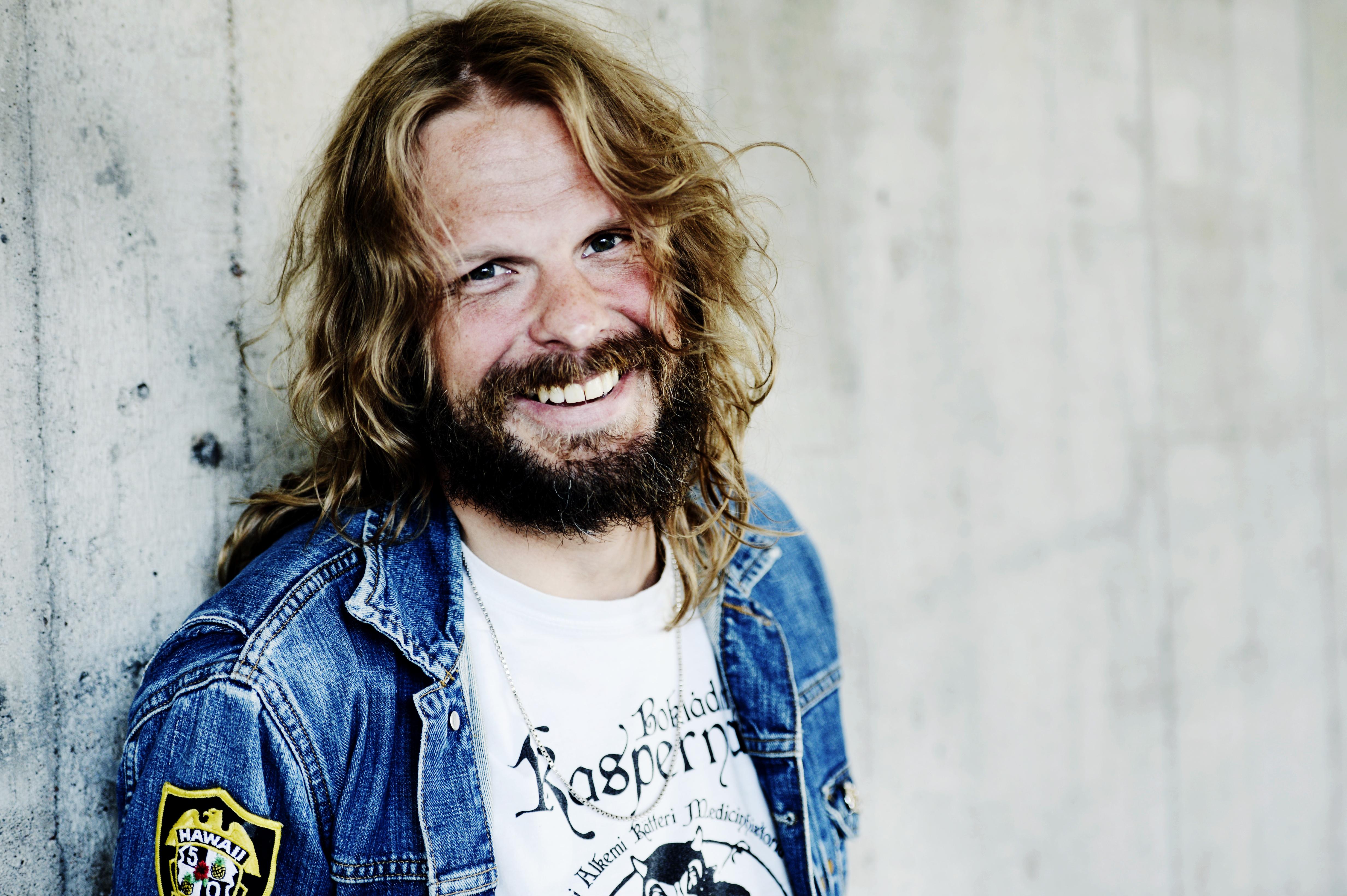 """Robert """"Strängen"""" Dahlqvist gick bort i vintras efter ett epilepsianfall. Nu släpps en av hans sista inspelningar. Foto: Carolina Byrmo"""