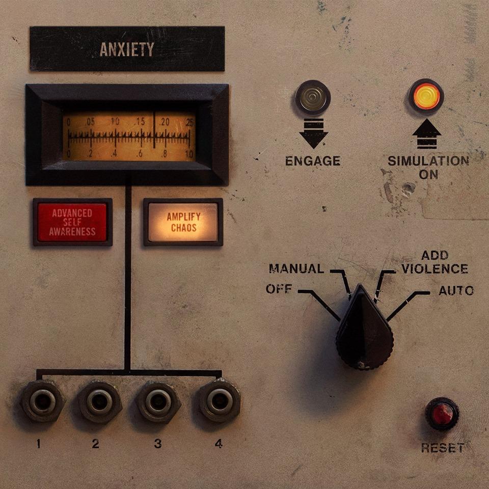 "Nine Inch Nails ""Add violence"""