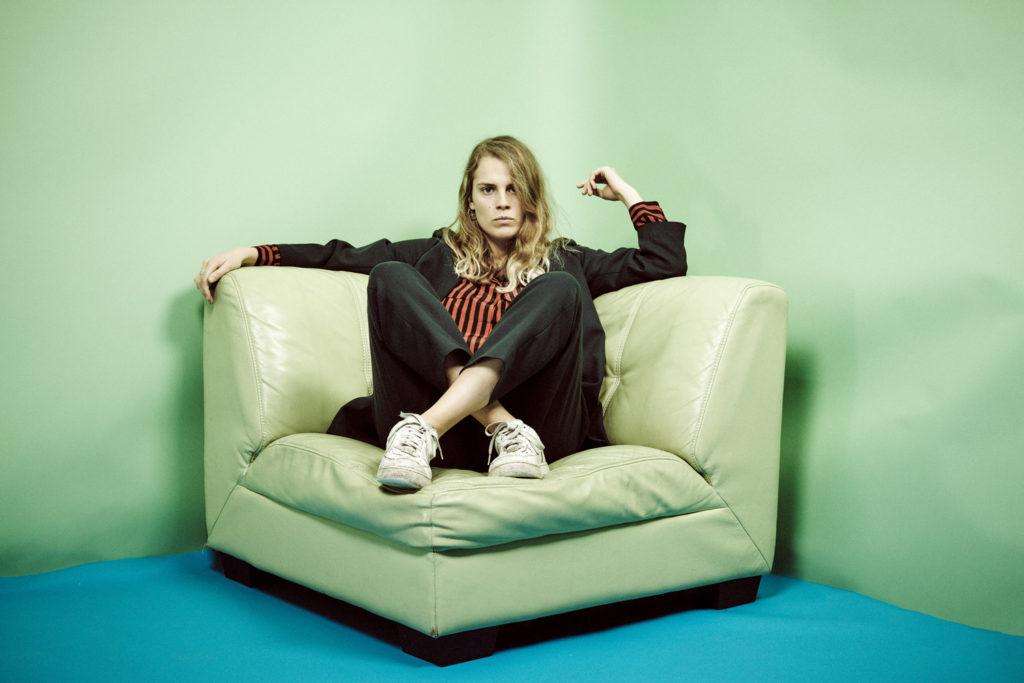 Marika Hackman blev med hyllat album i sommar. Foto: Press