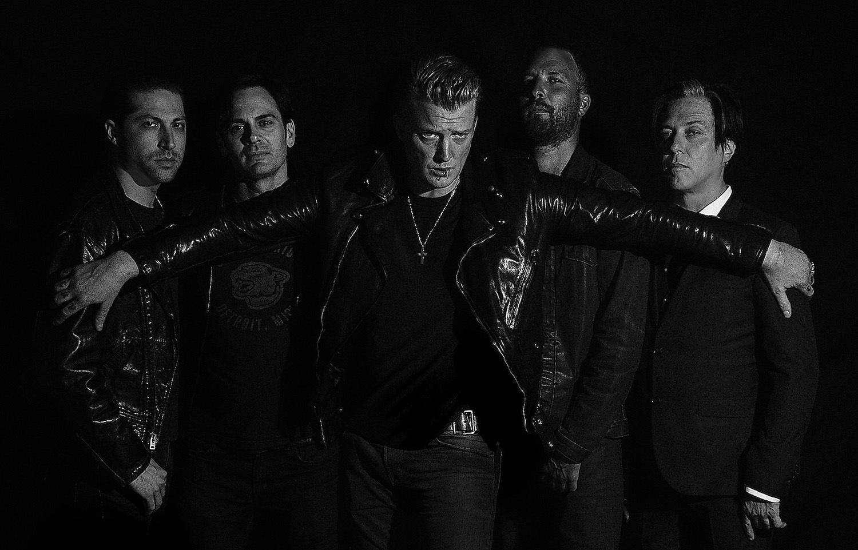 De här fem musikerna hör du på nya albumet. Inga andra – för en gångs skull. Foto: Andreas Neuman