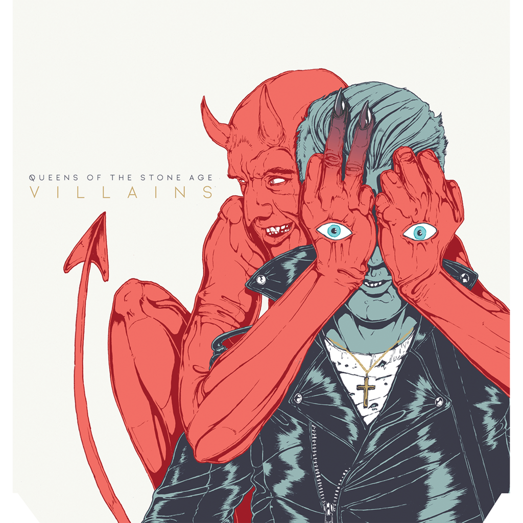 """Queens Of The Stone Age """"Villains"""""""