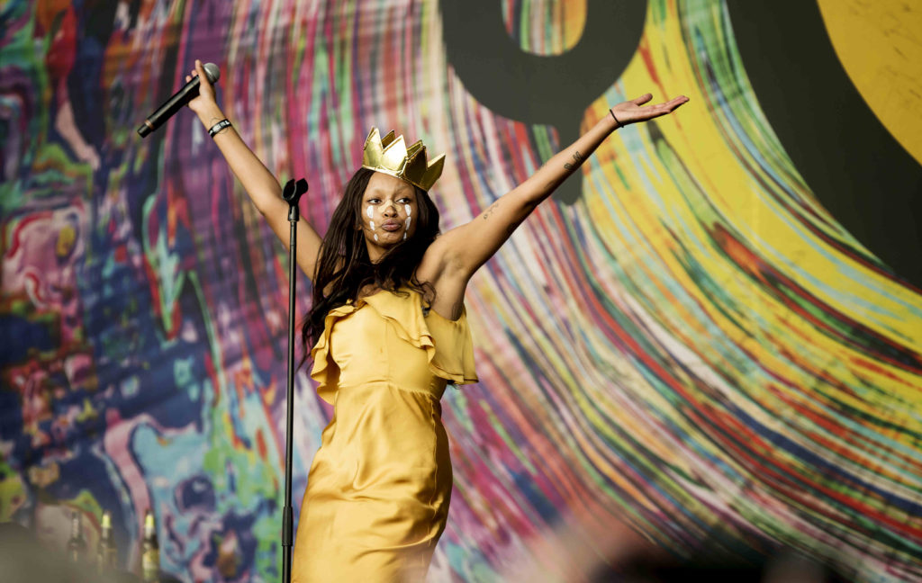 Popagenda festivalen 2017-08-31 På bilden: Joy Foto: Magnus Sandberg