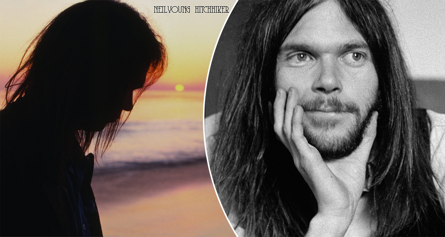 """Neil Young: """"Hitchhiker"""" Recension Aftonbladet"""