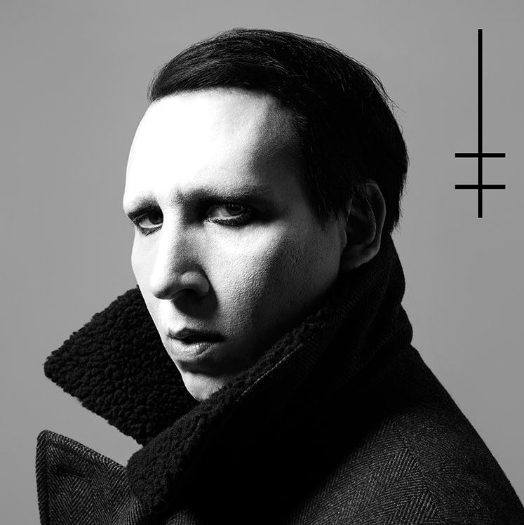 """Marilyn Manson """"Heaven upside down"""""""
