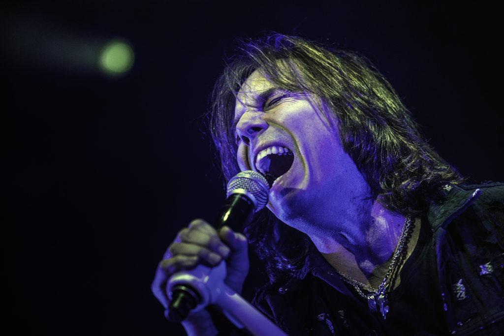 Joey Tempest är en fulländad stjärna - såväl på platta som på scen. Foto: Maxim Thoré