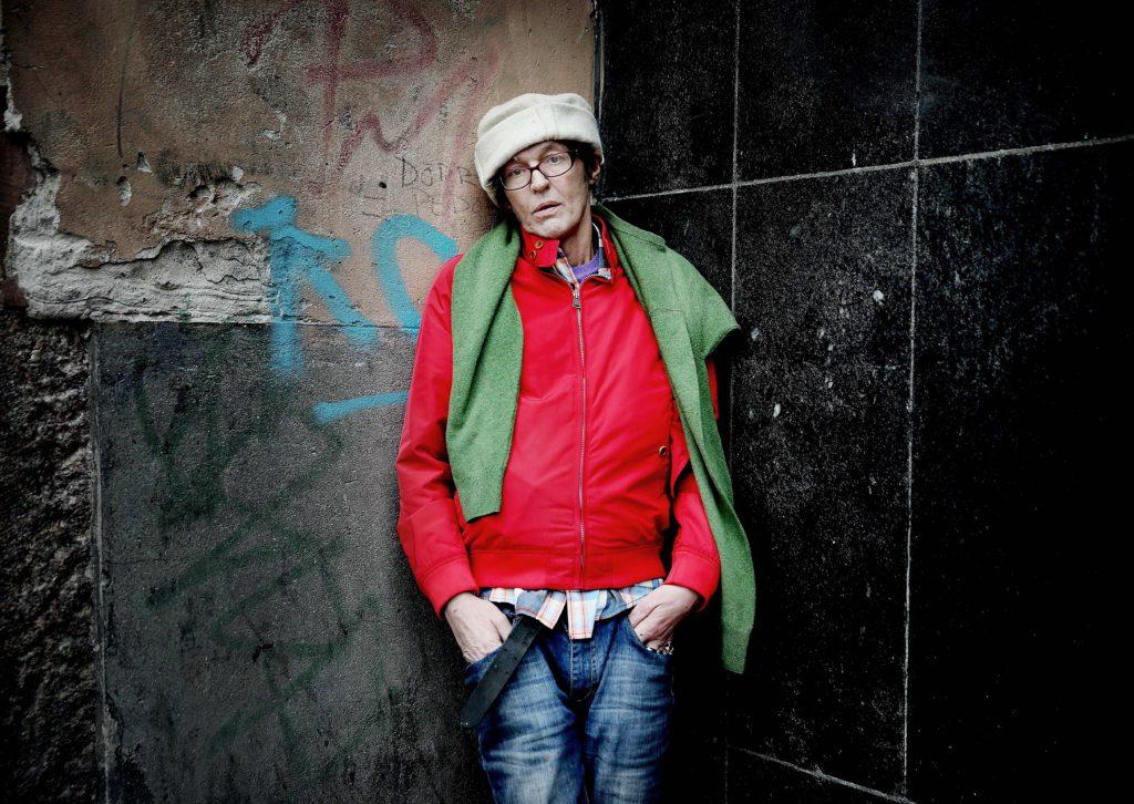 Olle Ljungström, sångare Sverige, mössa huvudbonader